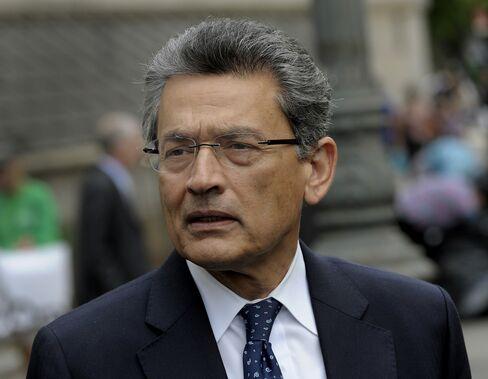 Ex-Goldman Sachs Group Inc. Director Rajat Gupta