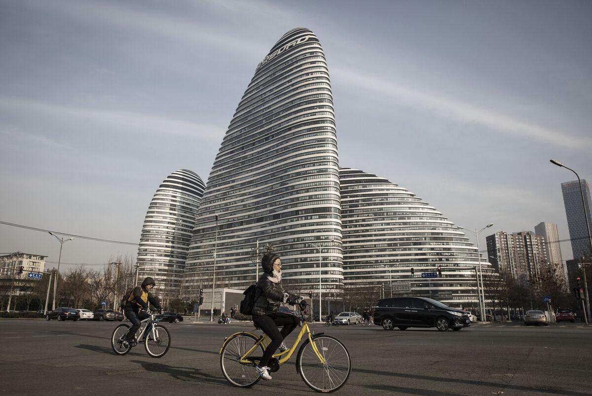 Blackstone Nears $3 Billion Deal for Developer Soho China, Sources Say