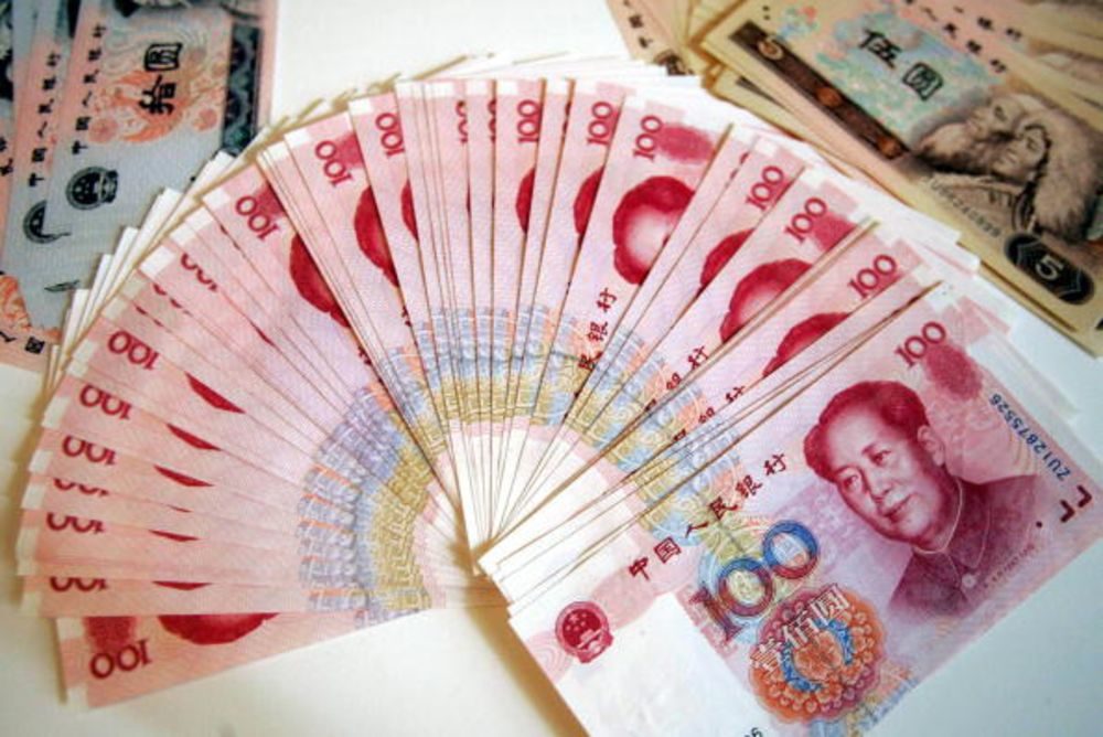 China's Yuan Is Now in the Driver's Seat