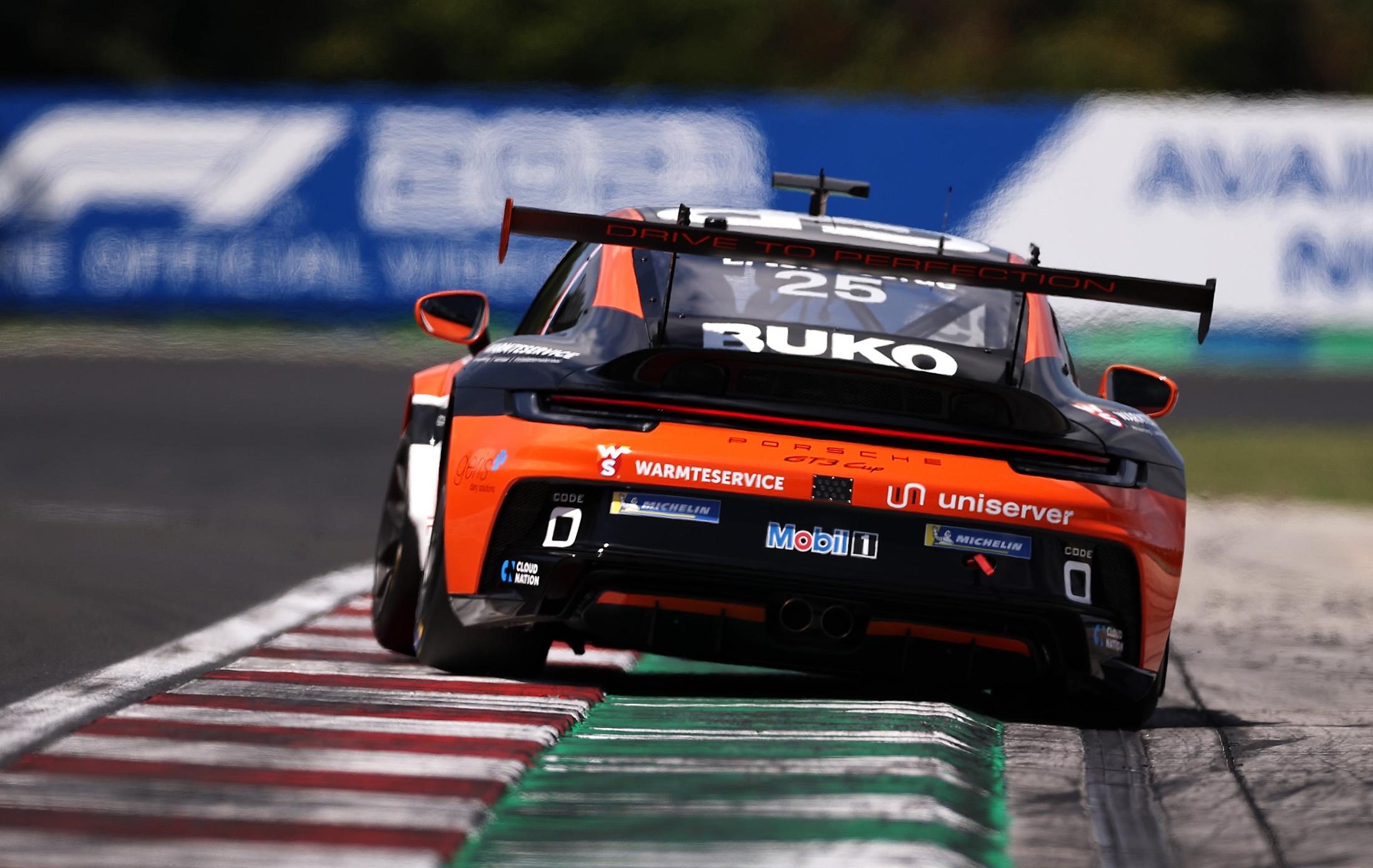 Porsche Mobil 1 Supercup - Round 4:Budapest - Qualifying