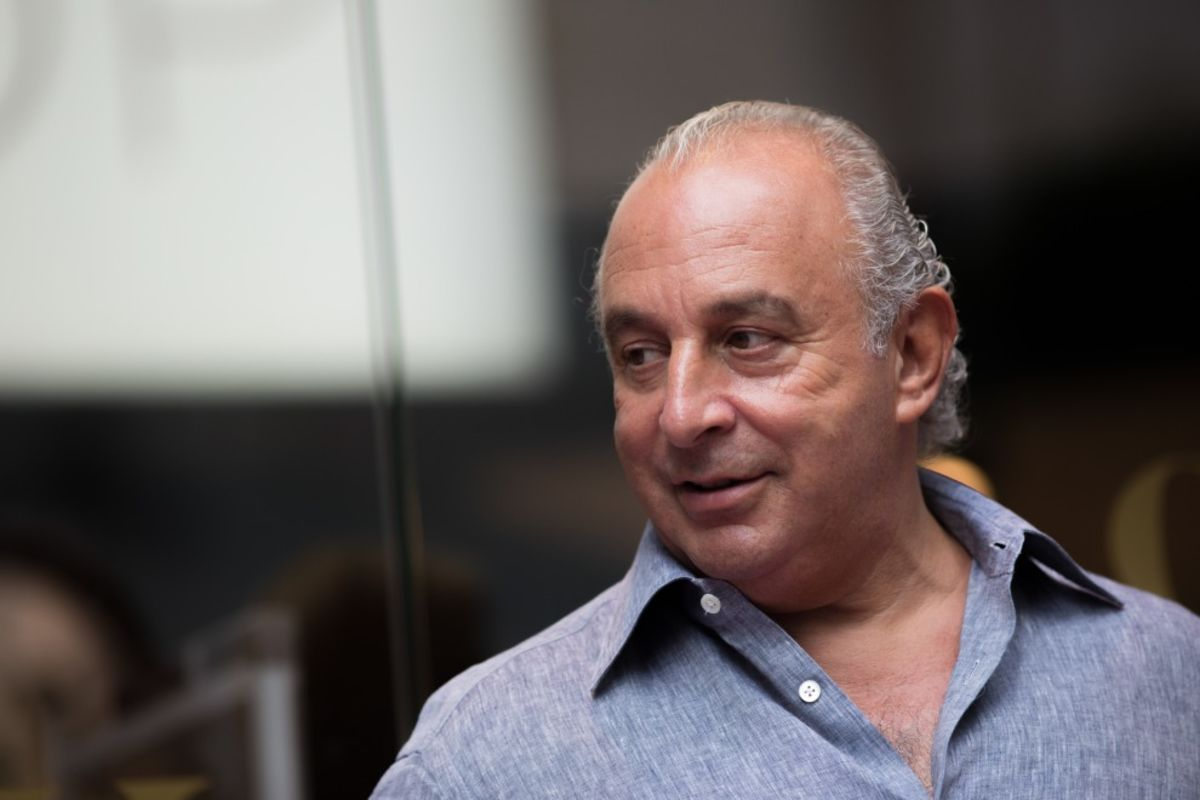 Philip Green Loses Top Lieutenants from Arcadia Retail Empire