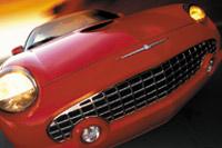 2002 Ford Thunderbird Ford Motor Co.