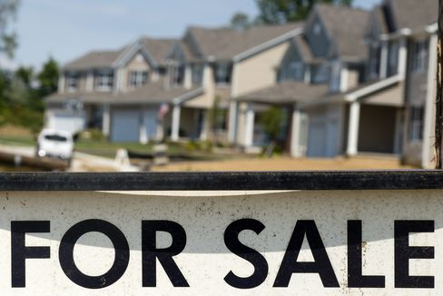 Home Prices in U.S. Rose More Than Forecast in Year to July