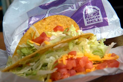 At Taco Bell, It's Not 'Meat,' It's 'Protein'