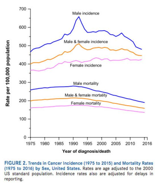 Cancer in America Is Way Down, For the Wealthy Anyway