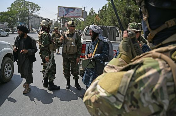 U.S. Troops Exit Afghanistan After 20-Year Military Presence