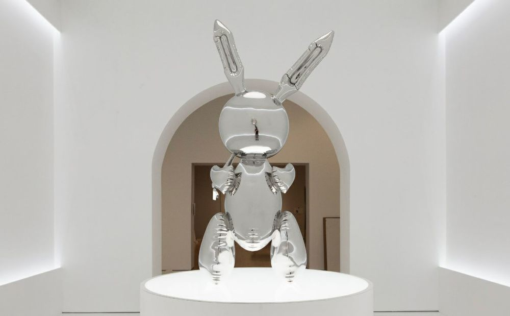 Steve Cohen Outed as Mystery Buyer of $91 Million Koons Bunny