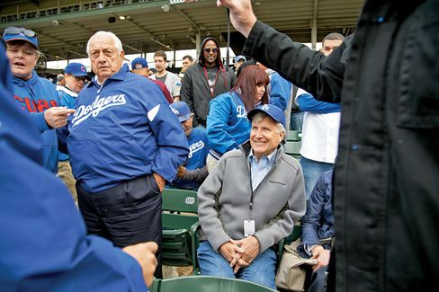 Mark Walter, the Moneyman Behind the Dodgers Deal