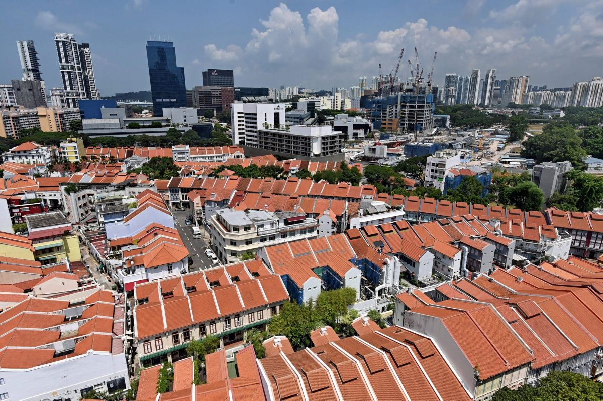 Singapore REITs Are on a Record Fundraising Spree