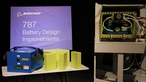 Boeing Dreamliner Battery Fix May Be Installed Within Weeks