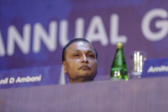 India Top Court Refuses to Resume Insolvency Case Against Ambani