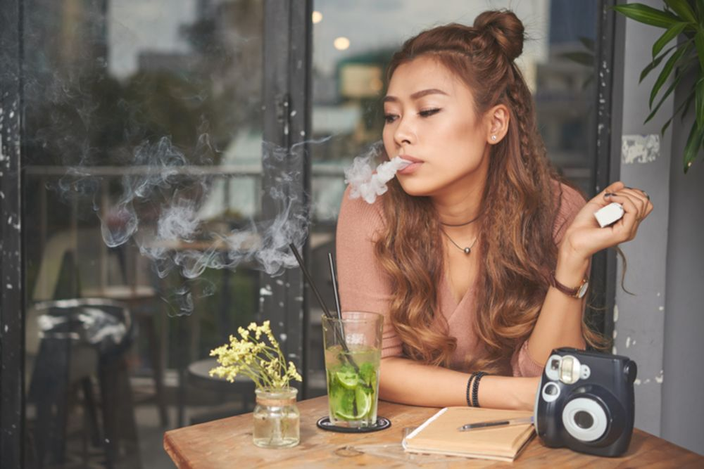 First Singapore Banned Chewing Gum  Now Vaping Is Illegal