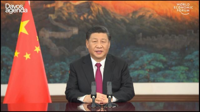 China's Xi Calls for Unity, Warns Against New Cold War