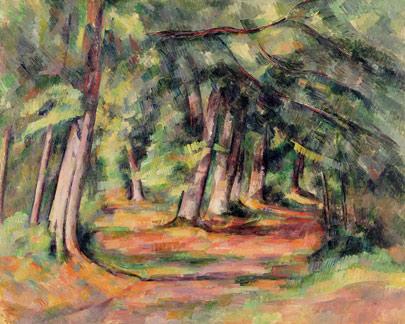 Paul Cezanne, c. 1890-94