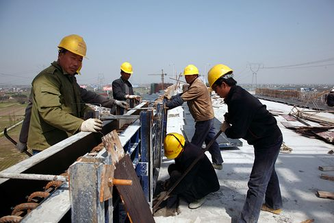 China Exports Are Down, but Growth Is Still Up