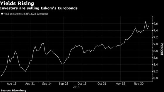 Debt-Service Bailout May Ease Eskom's Woes, Morgan Stanley Says
