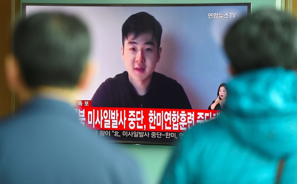 China Breaks Up Plot to Kill Kim Jong Un's Nephew, Report Says