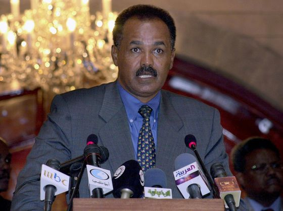 Eritrea Leader to Revisit Ethiopia as Talks Turn to Rebels