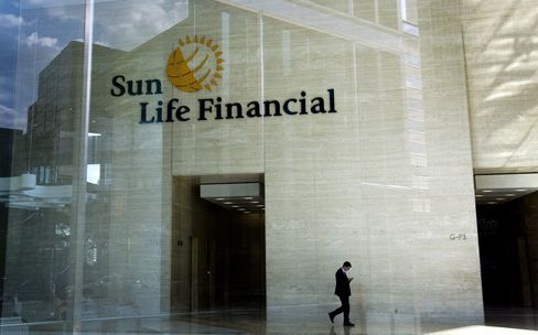 Sun Life to Add Junk Bonds Thwarting Rate Decline