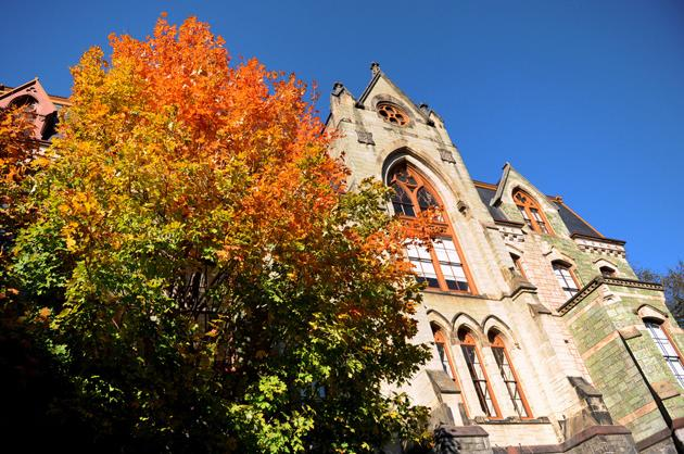 3. University of Pennsylvania