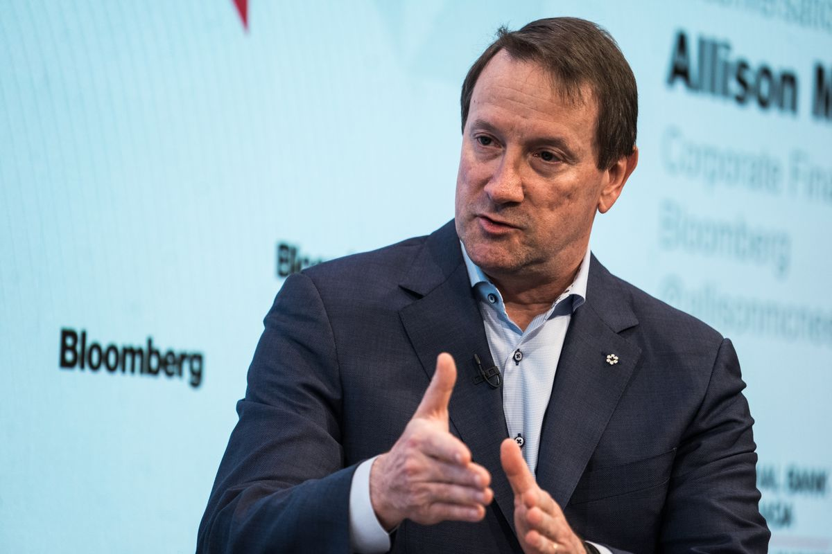 National Bank's Deal-Skeptical CEO Is Open to Wealth Takeovers