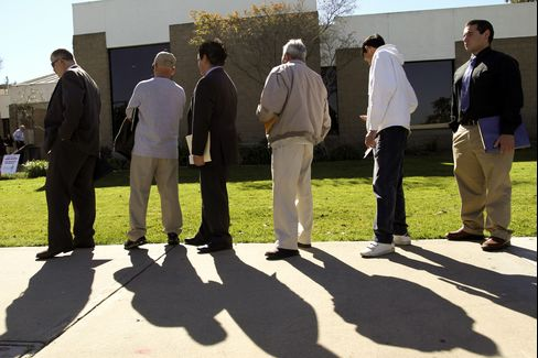 Discouraged Workers Stop Fed From Taking Comfort in Jobless
