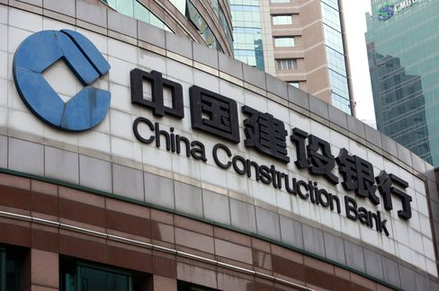 China Construction Bank Profit Growth Slows on Weak Fees