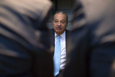 Billionaire Carlos Slim.