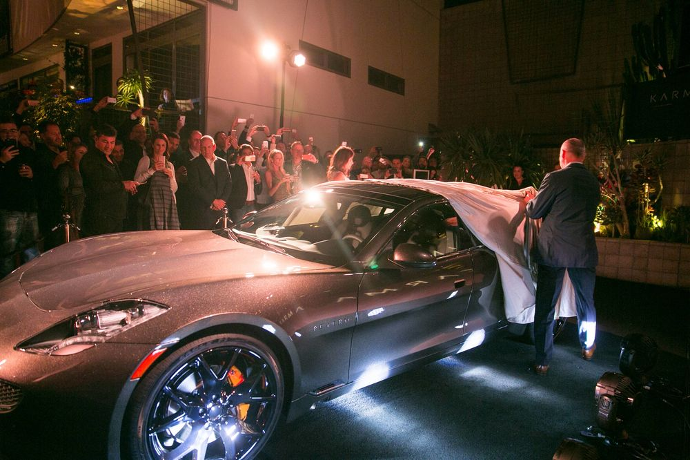 The New Karma Revero Is Not Just a $130,000 Tesla Wannabe - Bloomberg
