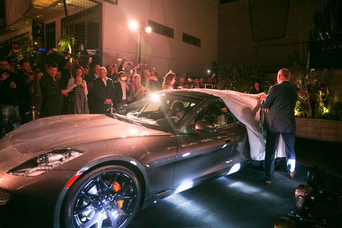 The Karma Revero costs $130,000. Production has not yet started.