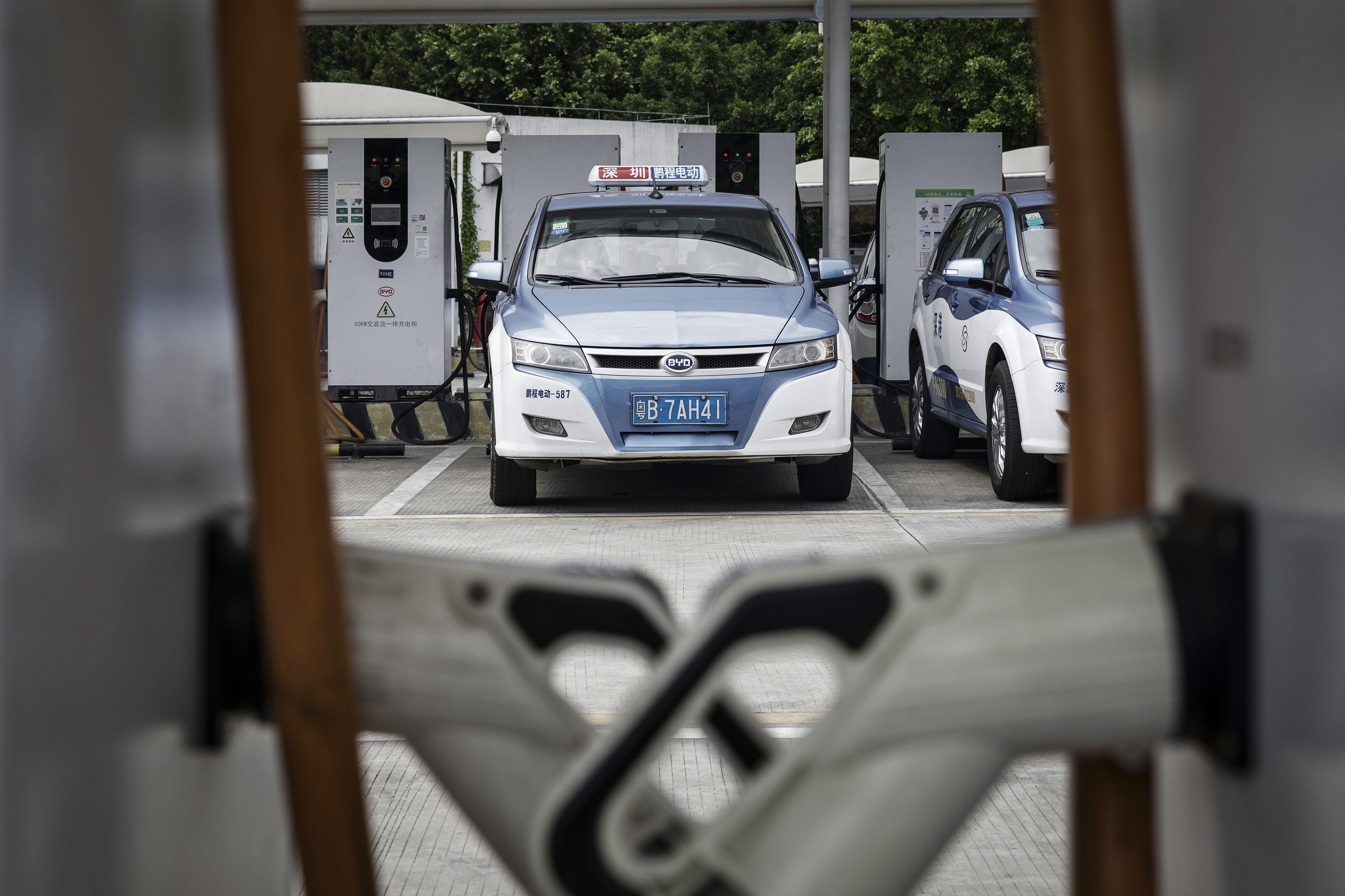 China Raises Subsidies To Reward Longer Range Electric Cars Bloomberg Most Popular Car Ever Producedquot