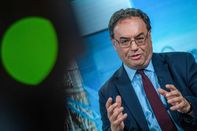 Financial Conduct Authority CEO Andrew Bailey Interview