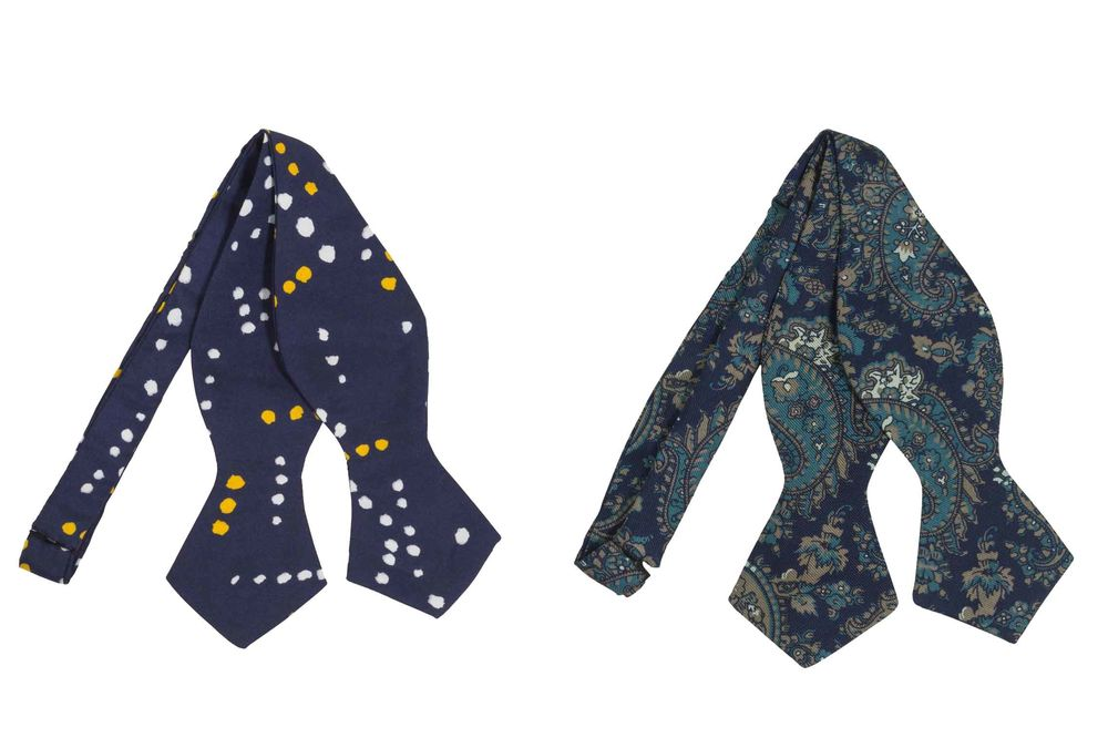 60c97dddf794 A Defense of the Everyday Bow Tie - Bloomberg