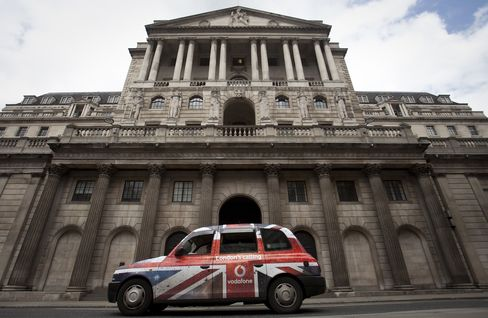 Bank of England Voted 9-0 to Maintain Bond-Purchase Target