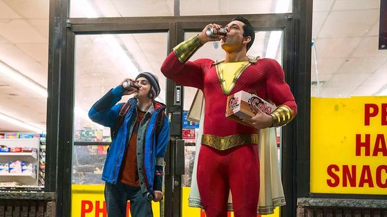 'Shazam!' Unseats 'Dumbo' to Open as Weekend's Top Film