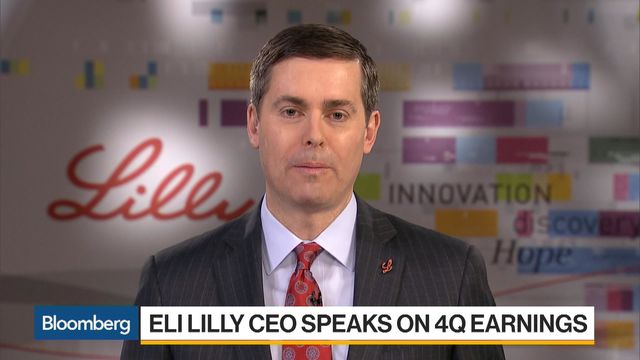Drugmaker Eli Lilly posts quarterly loss on tax charges