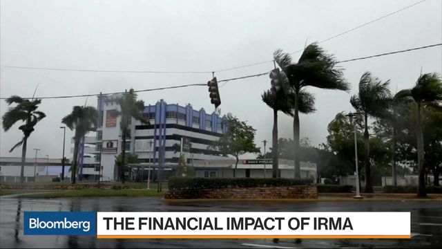 Irma weakens to tropical storm in Florida: forecasters