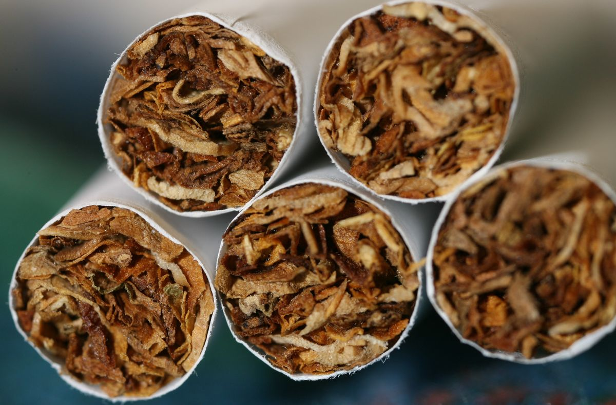 Big Tobacco's Legal Woes in Canada Pose Biggest Risk in Decades