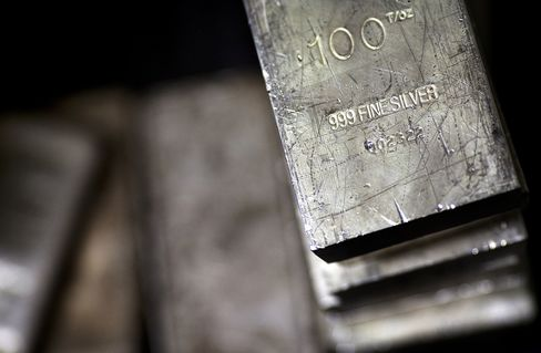 Silver Forecasters Bullish as Hedge Funds Retreat