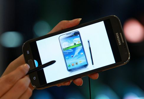 Samsung Sees Stronger Start for New Galaxy, Unfazed by iPhone 5