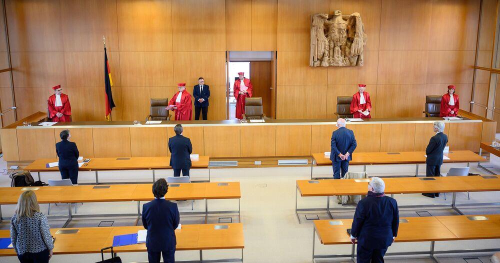 ドイツ憲法裁、ECBのQEプログラムに修正命じる-3カ月以内に ...