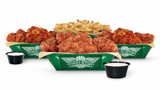 Wingstop, Pressured by Chicken Crunch, Starts Thighstop Brand