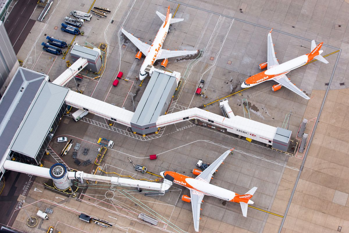 Now Airline Caterers Are Stockpiling Meals Before Brexit