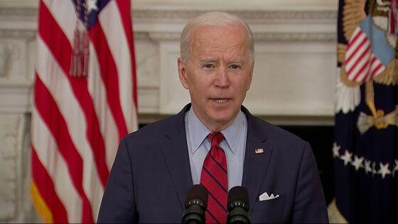 Biden Urges Senate to Pass Gun Background Check BillAfter Boulder Shooting