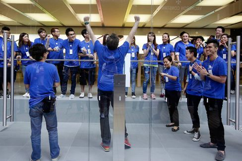 Apple's New Opportunity in China