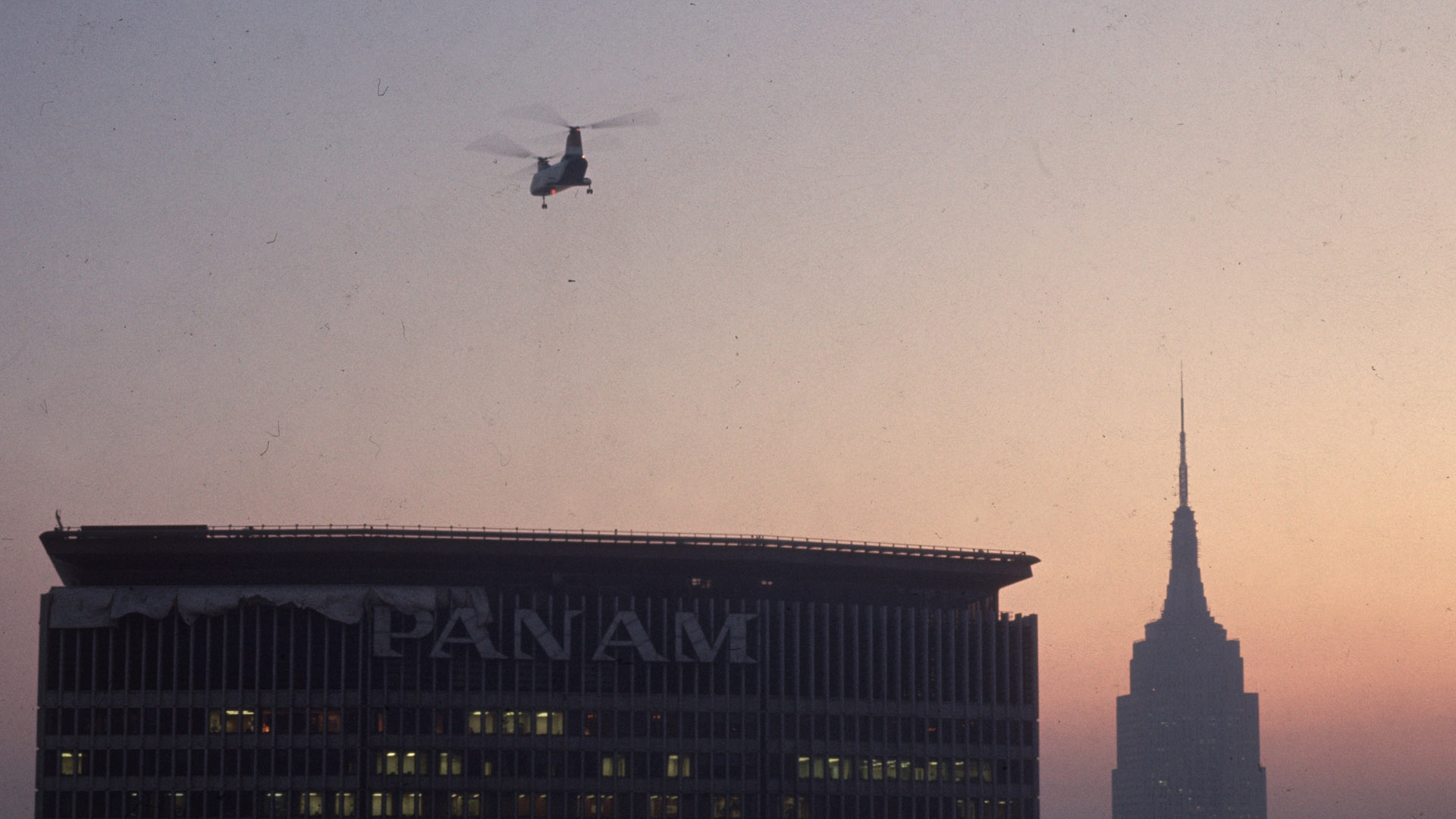 The Return of Rooftop Helicopter Commuting in New York City - Bloomberg