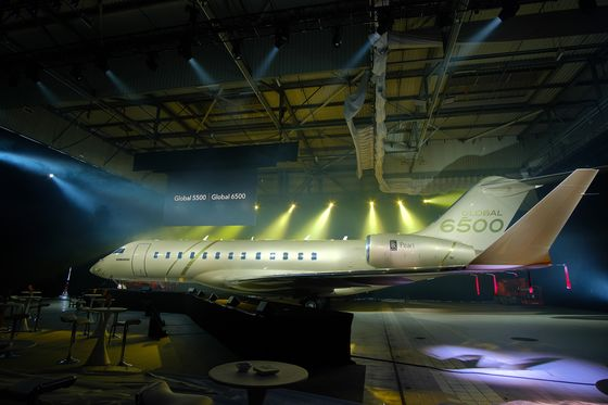 Bombardier Plans Two New Luxury Aircraft Amid Growing Demand