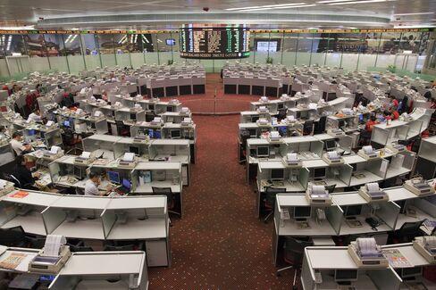 China Bad Bank Said to Plan $3 Billion Share Sale in Hong Kong