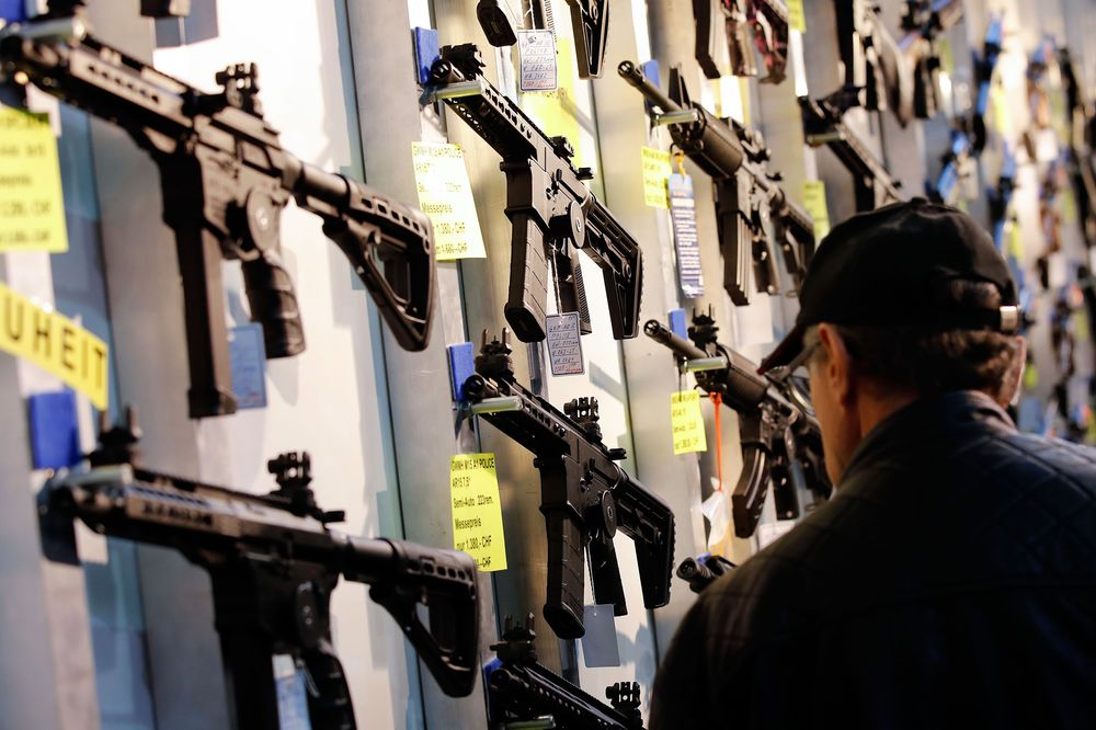 Swiss Face Next EU Hurdle After Falling in Line on Guns and