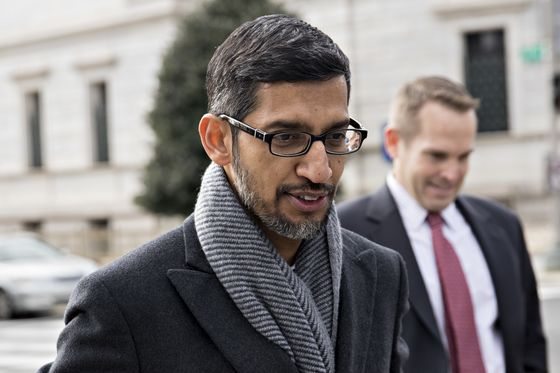 Google CEO Faces First Congressional Hearing: What to Watch